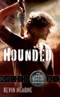http://www.randomhouse.com/book/202871/hounded-the-iron-druid-chronicles-book-one-by-kevin-hearne/9780345522474/#blurb_tabs