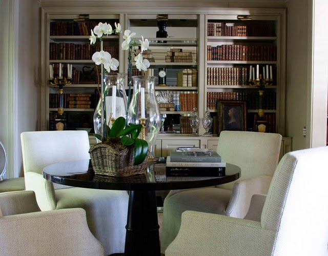 Andrew Barnes Lifestyle: Dining room library combination...