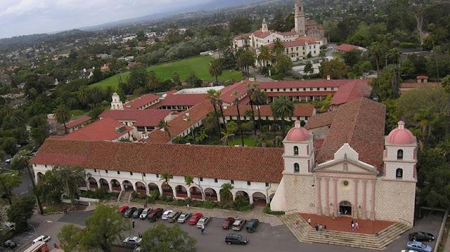 Sobre Old Mission Santa Bárbara