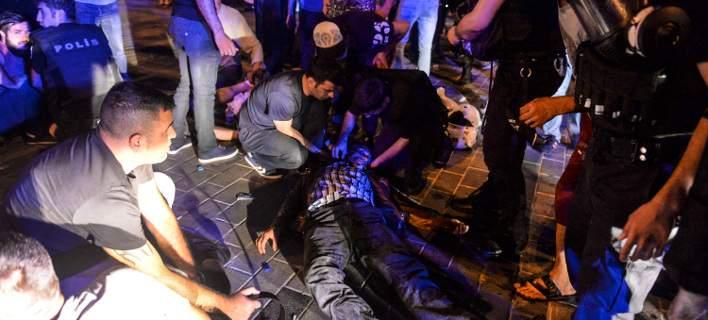 Διεθνής Αμνηστία: Βασανιστήρια, ξυλοδαρμοί και βιασμοί κρατουμένων στην Τουρκία, μετά το πραξικόπημα! (Εικόνες)