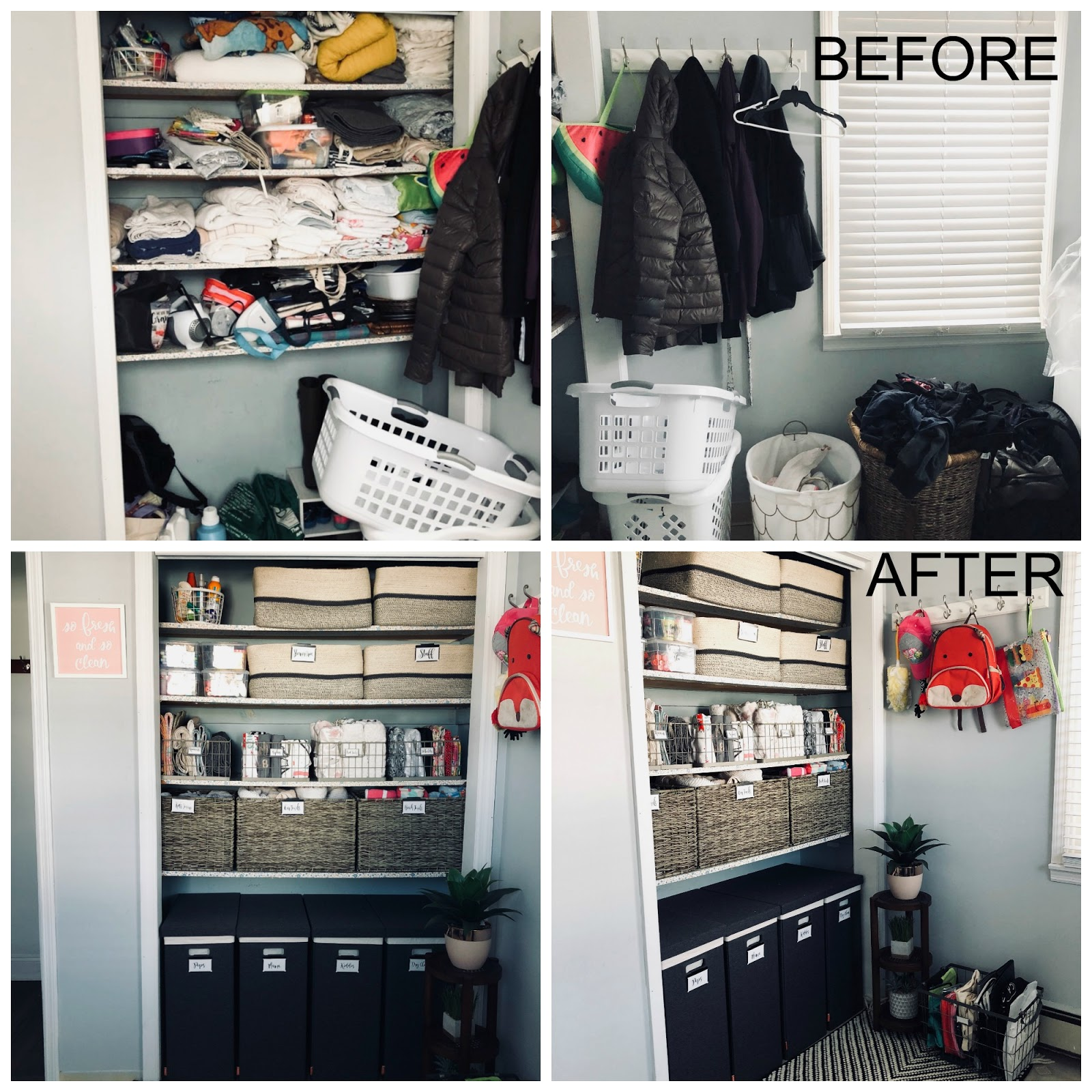 floors life edwm walls come s let ideas only room for organized makeover img get painted stenciled lets organization changing laundry