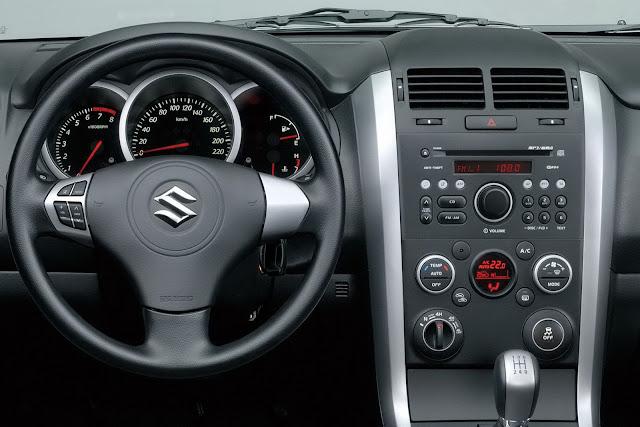 2013 Suzuki Grand Vitara Interior Review