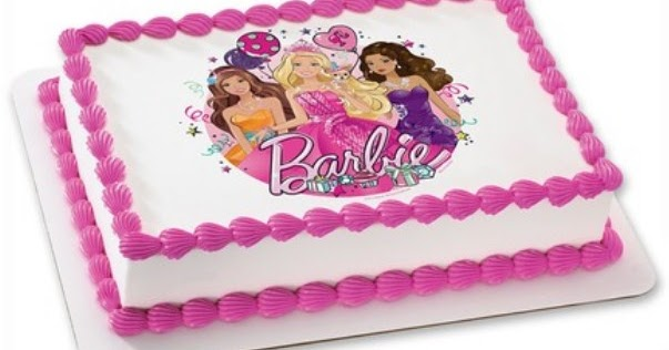 Permainan Masak Kue Ulang Tahun Barbie Bensherreard Games