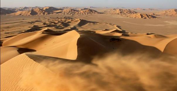 صحراء الربع الخالي