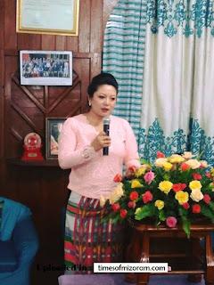VANLALAWMPUII CHAWNGTHU MINISTER hmasa ber