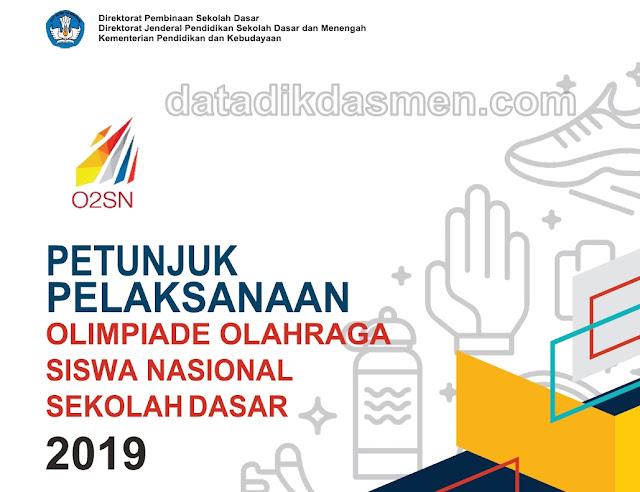 Petunjuk Pelaksanaan O2SN SD/MI Tahun 2019