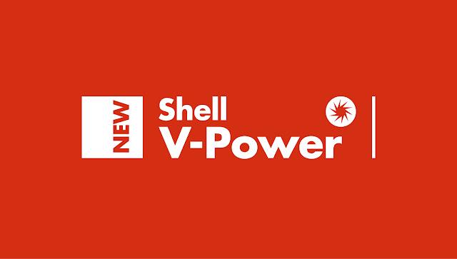 new Shell V-Power
