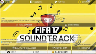 FTS Mod FIFA 2017 by Mesin Apk + Data