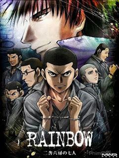 Sắc Màu Hy vọng - Rainbow: Nisha Rokubou no Shichinin (2010) | Full HD VietSub