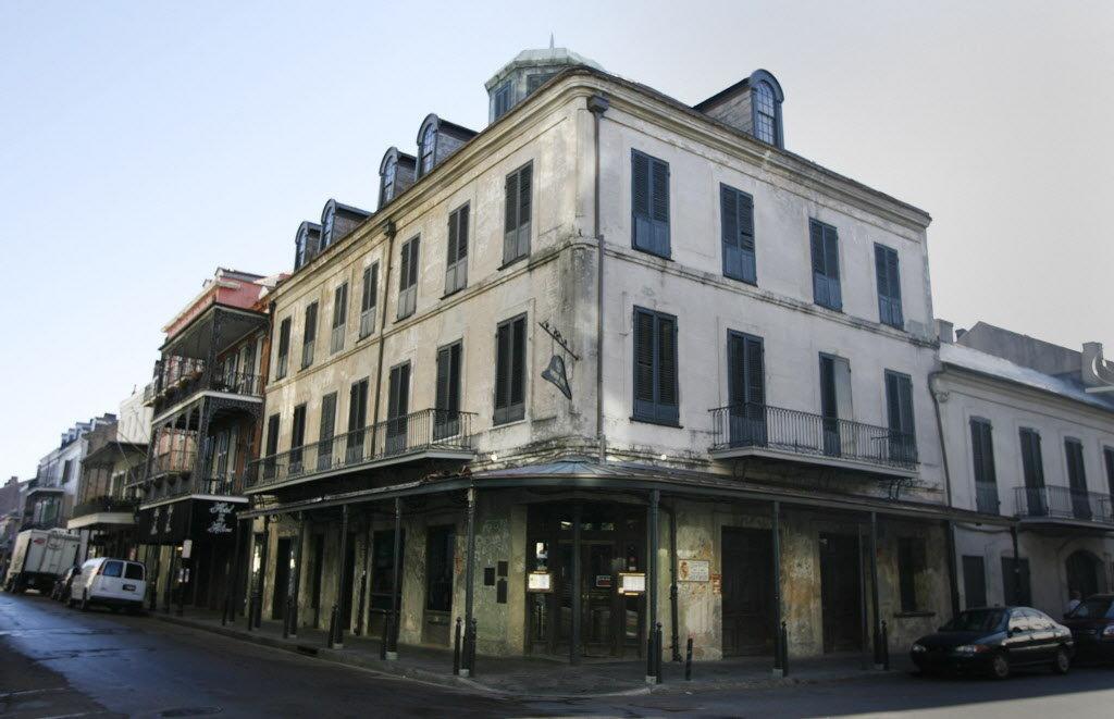 Haunted Nation: Napoleon House Bar - New Orleans, LA (A ...