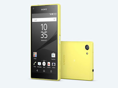 điện thoại sony z5 compact