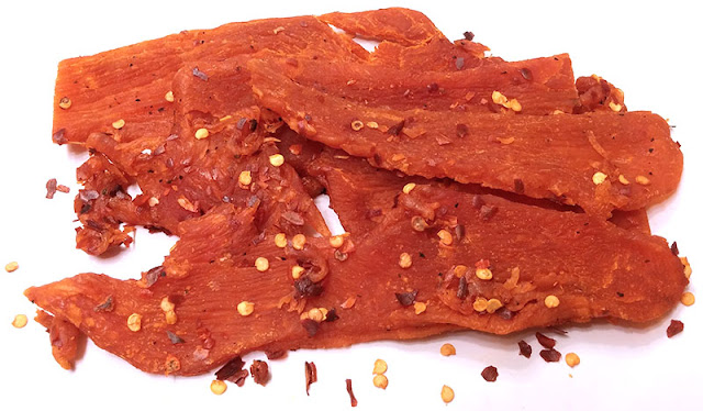 buffalo chicken wing jerky