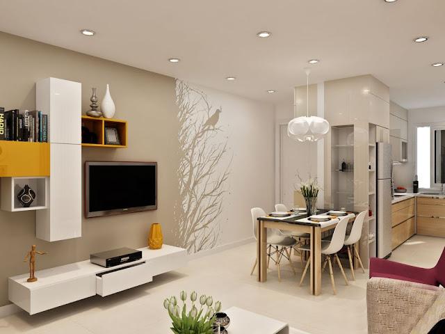 Thiết kế nội thất căn hộchung cư