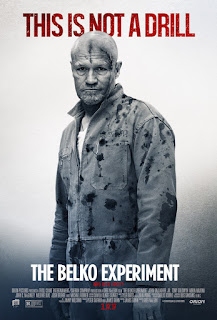 The Belko Experiment Michael Rooker Poster
