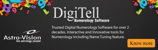 DigiTell NumerologySoftware
