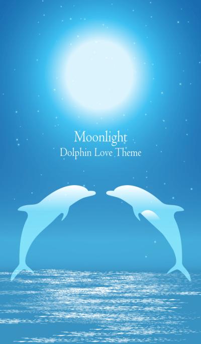Moonlight Dolphin Love Theme.