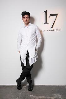 小凱老師推出全新彩妝書《17》 時尚教父洪偉明霸氣相挺