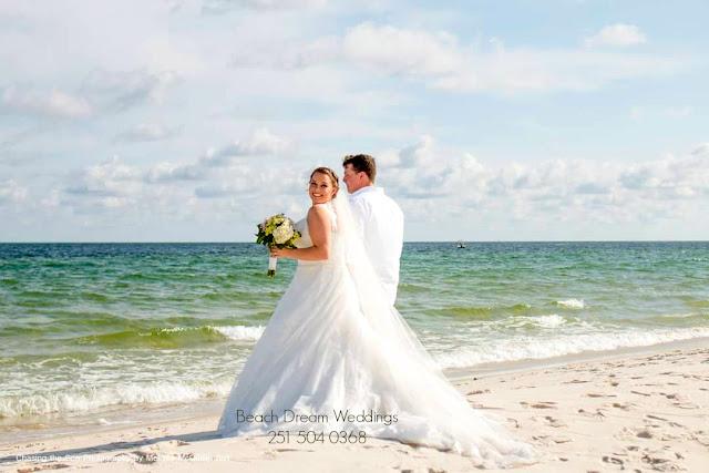 Beach Dream Wedding Of Andrew And Whitney Orange Alabama Weddings 251 504 0368