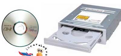 CD ROM - Data Komputer Definisi Pengertian dan Jenis Jenisnya