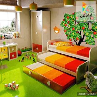 Modern Children's Rooms 54