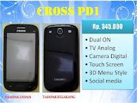 Firmware CROSS PD1