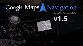 ats google maps navigation v1.5