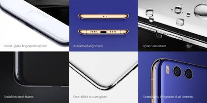 Harga Spesifikasi Xiaomi Mi6 terbaru 2018