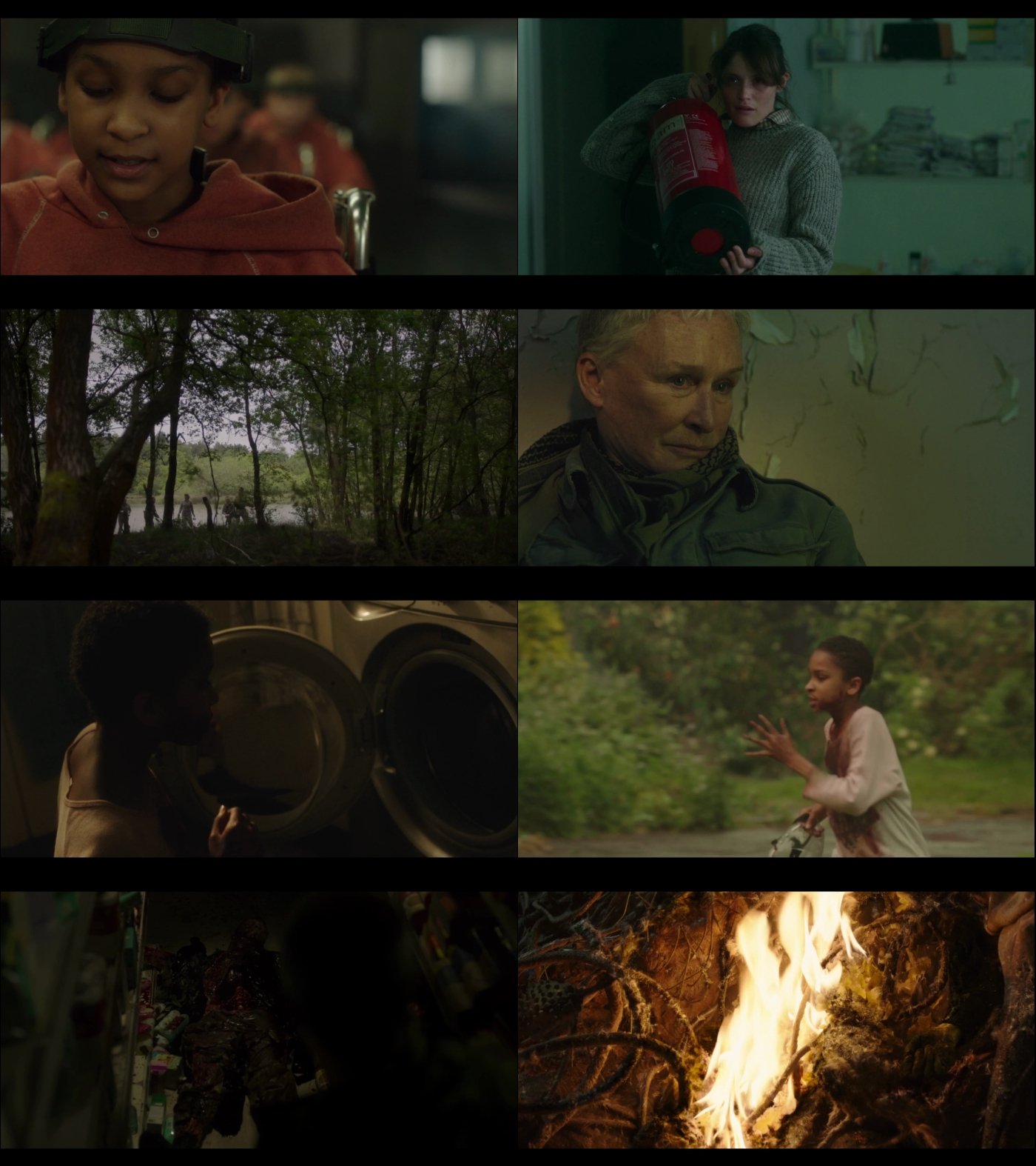 The Girl With All the Gifts 1080p Latino