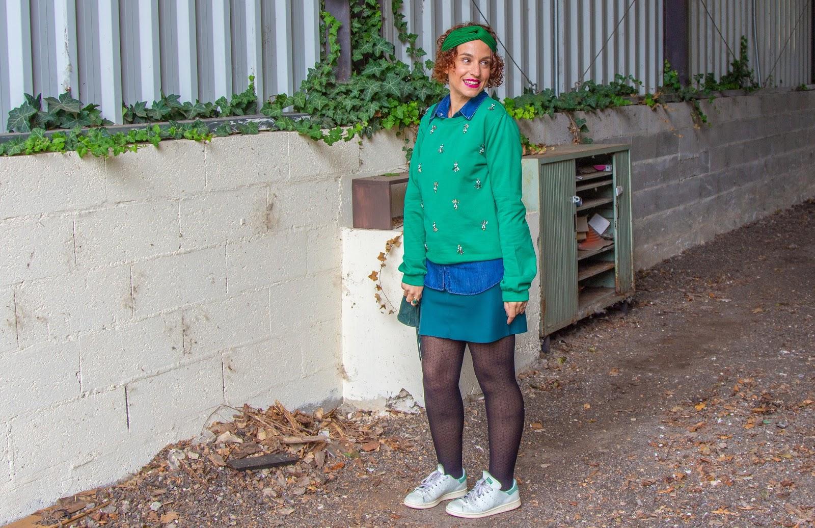 total-look-vert-promod-monochrome