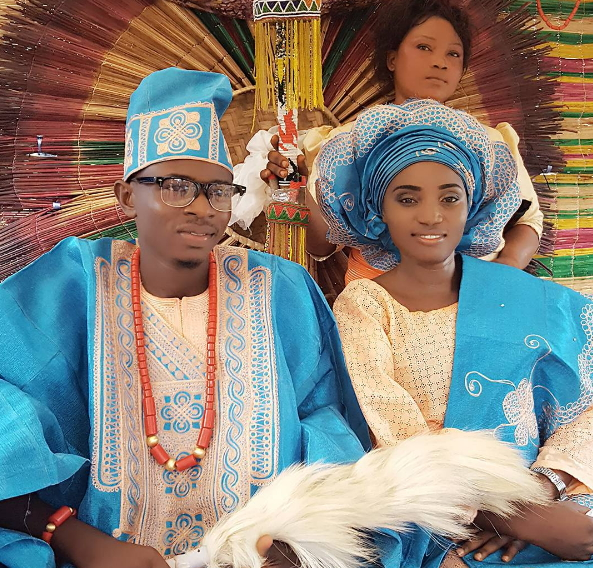 jethro oyekanmi adekola wedding photos