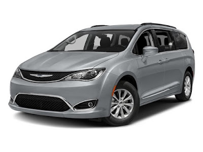 Chrysler Pacifica front angle Hd pictures
