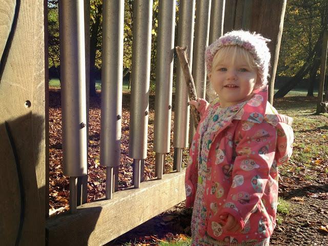 Manor Farm Country Park playground