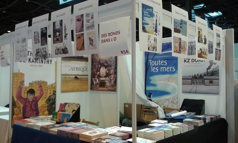 Des ronds dans l 39 o le blog photos souvenirs de livre - Salon du livre paris 2017 ...