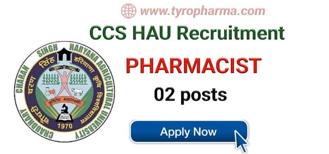 ccs-hau-recruitment-for-pharmacist-2018,