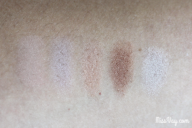 Revlon maquillage palette Not Just Nudes été 2016