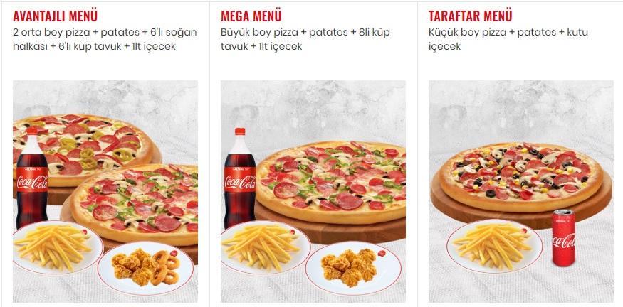 pasaport pizza kampanya ve fırsatlar