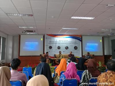 """Seminar Nasional """"Menakar Ulang Muruah Pustakawan: Retrospeksi dan Reposisi di Era Disrupsi"""""""