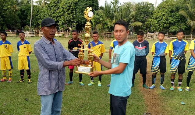 Karang Taruna Pemuda Bersatu Desa Pelayang Tebo Kembali Gelar Turnamen Antar RT