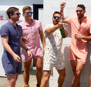 rompers for men