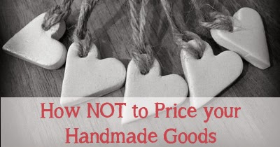 how to price handmade items listing tips how not to price your handmade goods misi 8242
