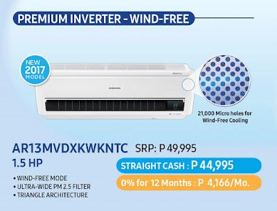 Samsung, home appliances, sale alert, premium inverter, air conditioner