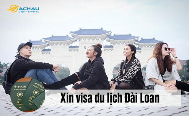 Có visa Mỹ có cần chứng minh tài chính khi xin visa du lịch Đài Loan không?