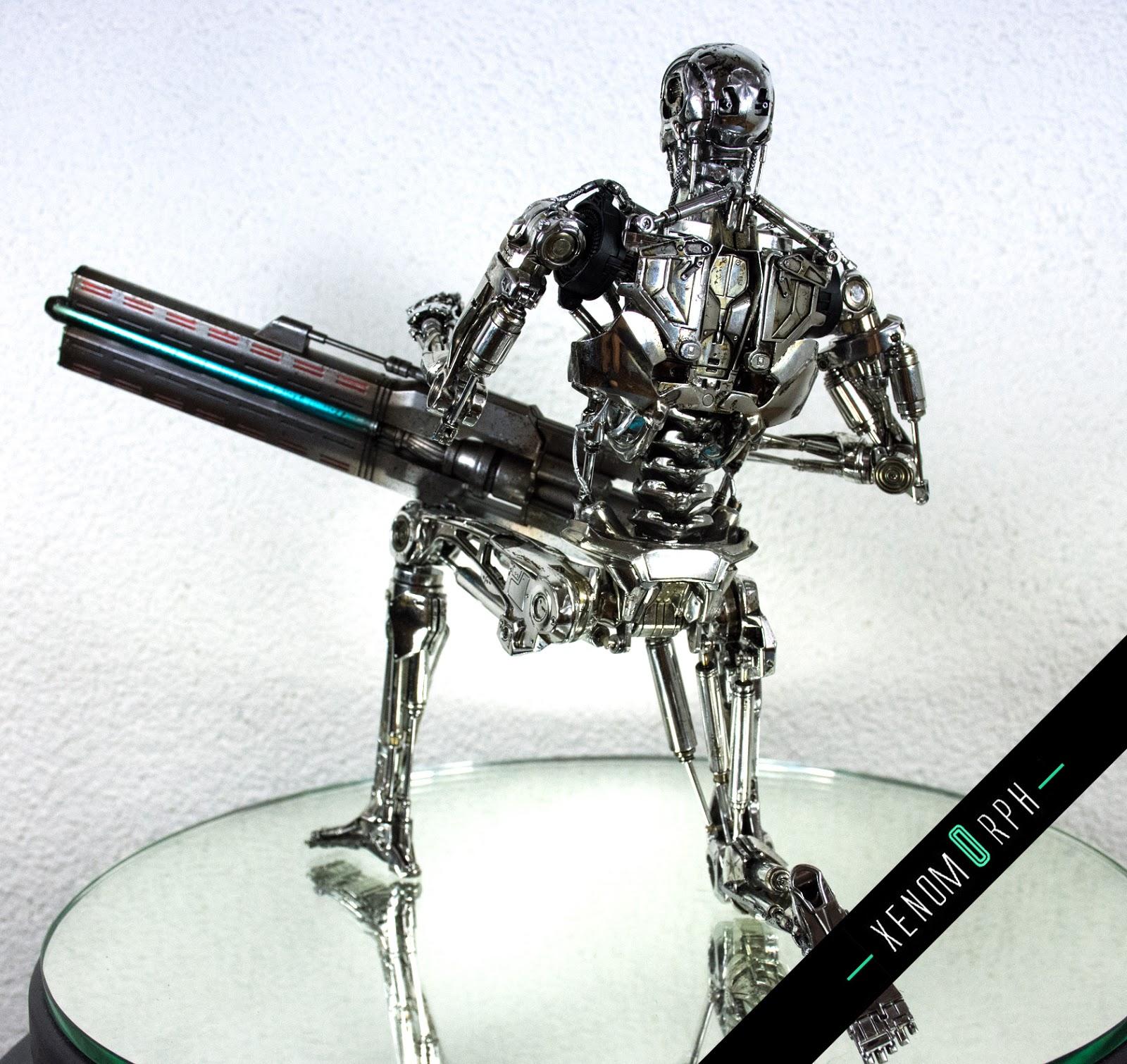 Hot Toys Endoskeleton - Terminator:Genisys MMS352 1/6 ...