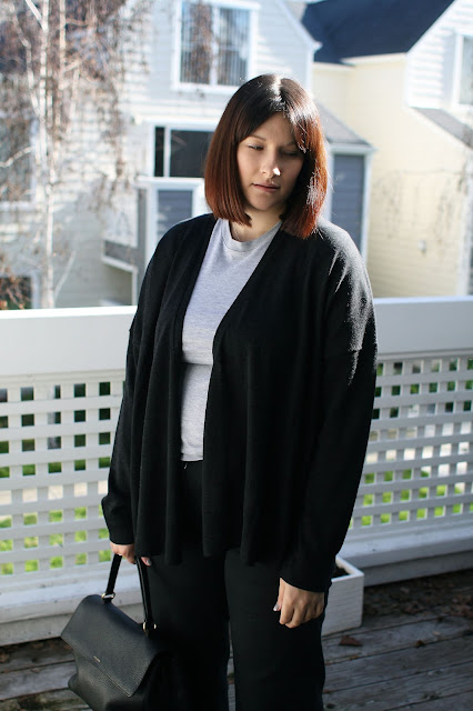 AllSaints, Merino wool, Luxury knitwear, OOTD, Postpartum, New Mom, Mommy Blog,