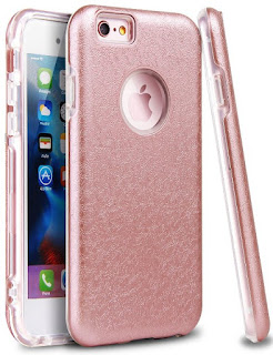 iPhone 6 Rose Gold Case $6 (reg $19)