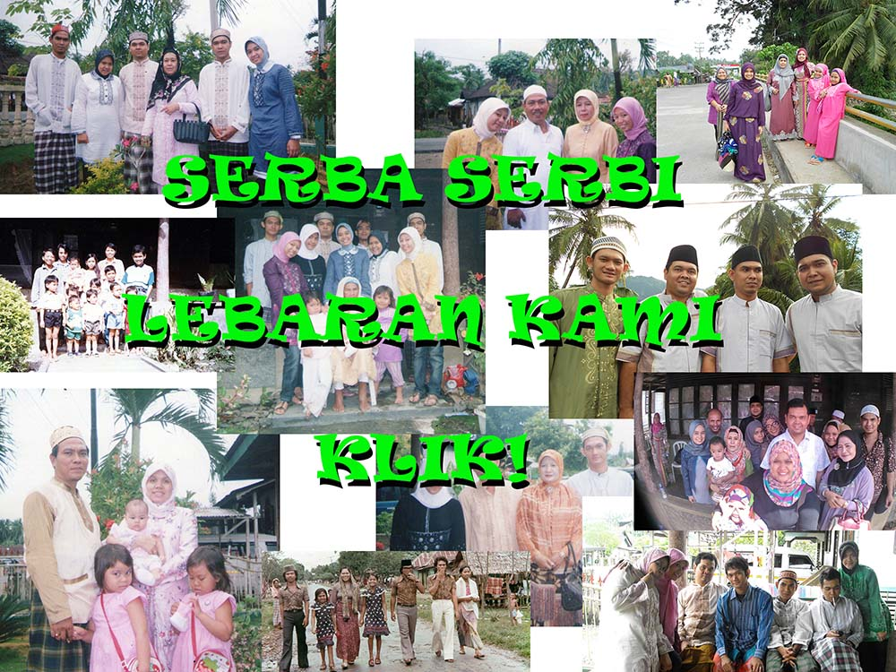 Serba Serbi Lebaran di Simangambat (Video You Tube)