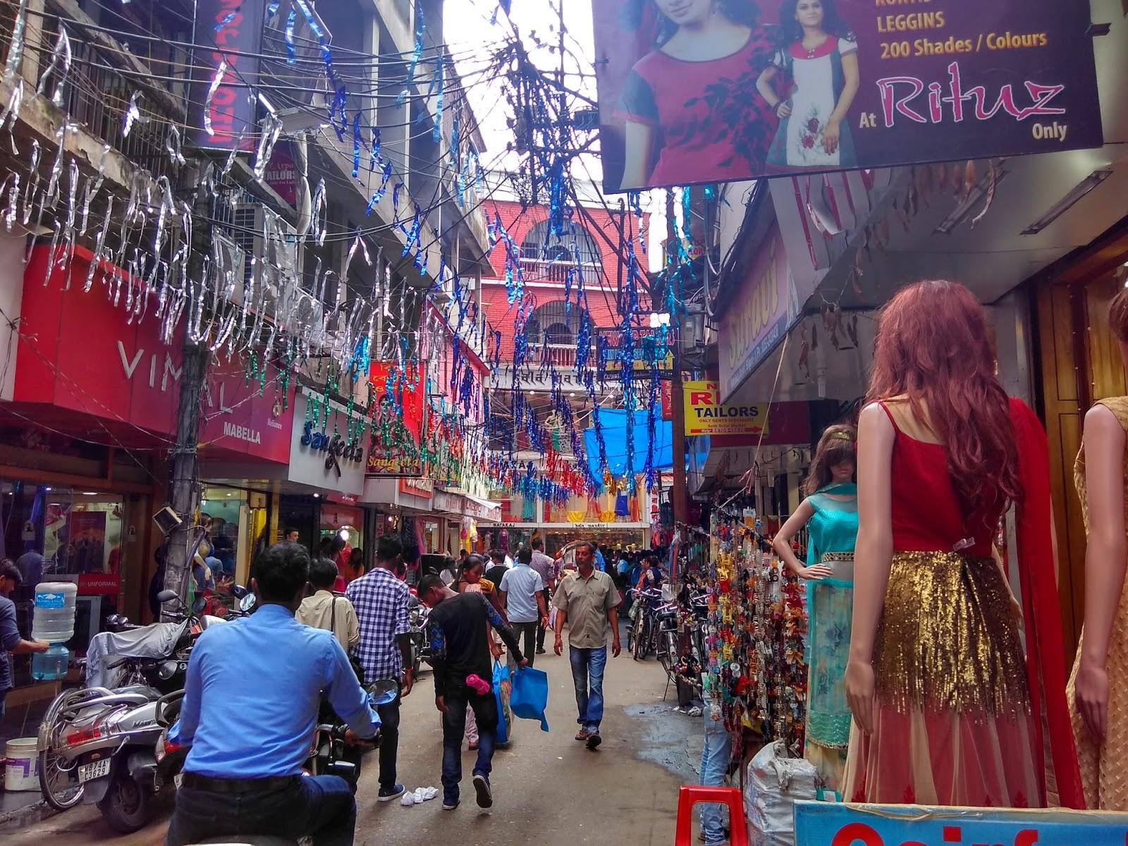 Siliguri Whereabouts: Street Markets of Siliguri