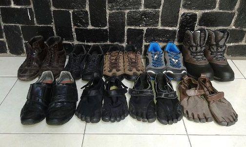 Gambar Sepatu