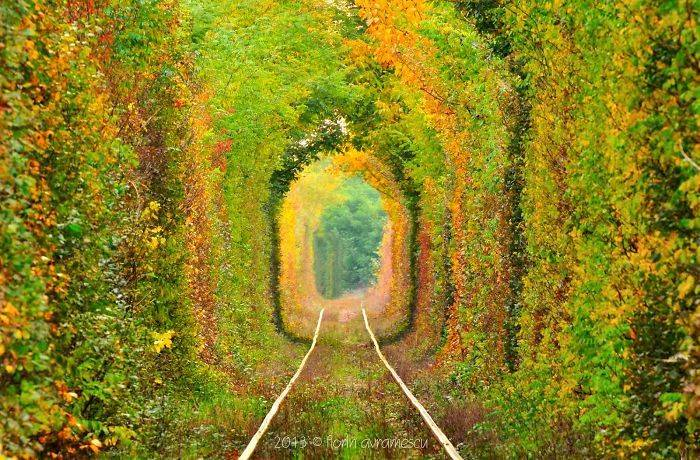 Tunnel of Love, Karash-Severin, Romania