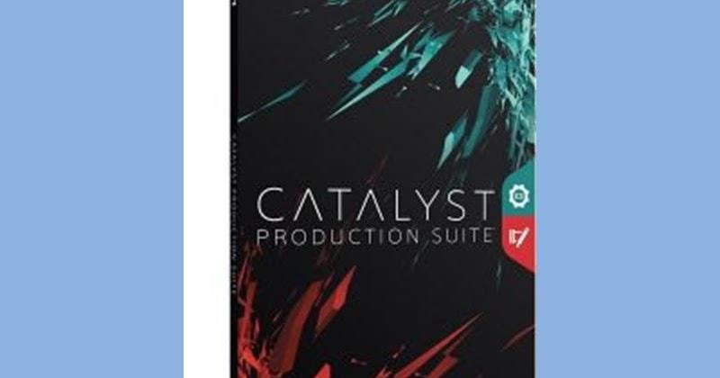 catalyst production suite 2017.3